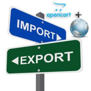 Datacol и Opencart: парсинг данных. Импорт - экспорт