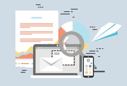 Настройка email уведомлений в Datacol